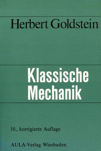 9783891044926: Klassische Mechanik