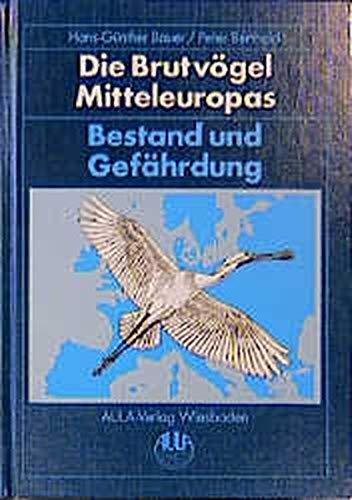 9783891046135: Die Brutvögel Mitteleuropas