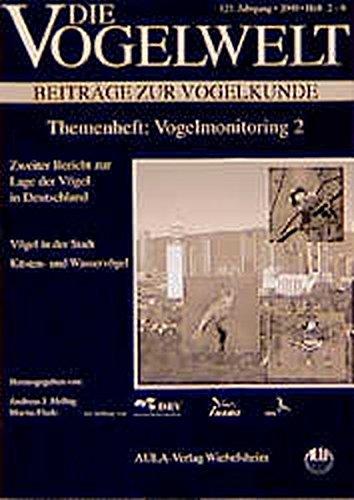 Vogelmonitoring: Zweiter Bericht zur Lage der Vögel in Deutschland
