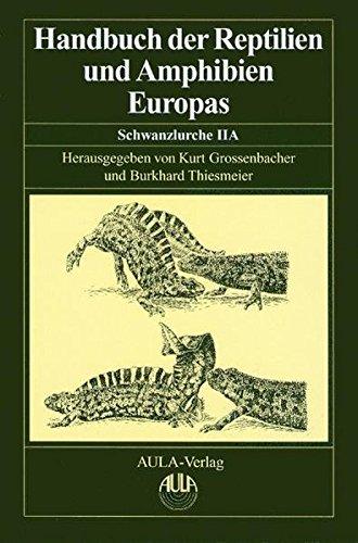 9783891046739: Handbuch der Reptilien und Amphibien Europas. Neuester Band für Fortsetzungsbezieher. Schwanzlurche.