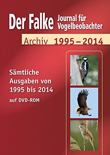 9783891048016: Falke Heftarchiv 1995-2014 /DVDR