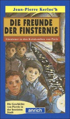9783891062098: Die Freunde der Finsternis