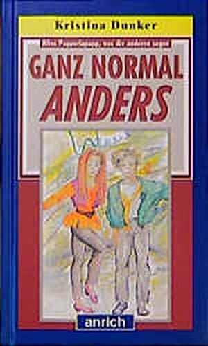 9783891062371: Ganz Normal Anders