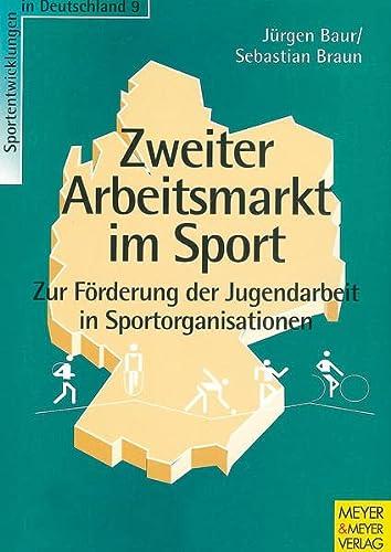 9783891245699: Zweiter Arbeitsmarkt im Sport