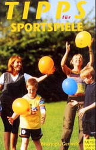 9783891247938: Tipps f�r Sportspiele