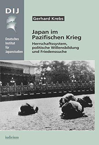 Japan im Pazifischen Krieg: Gerhard Krebs