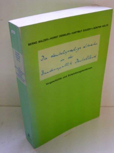 DIE DEUTSCHSPRACHIGE LITERATUR IN DER BUNDESREPUBLIK DEUTSCHLAND Vorgeschichte und ...