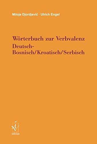 Wörterbuch zur Verbvalenz: Miloje Djordjevic