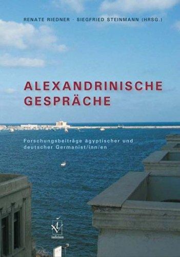 Alexandrinische Gesprache Forschungsbeit