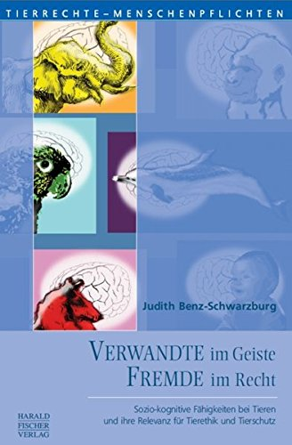 Verwandte im Geiste - Fremde im Recht: Judith Benz-Schwarzburg