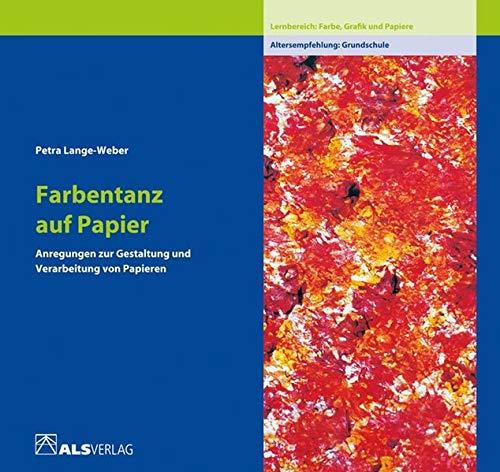 9783891351468: Farbentanz auf Papier
