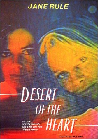 9783891370087: Desert of the Heart. Deutsche Ausgabe.