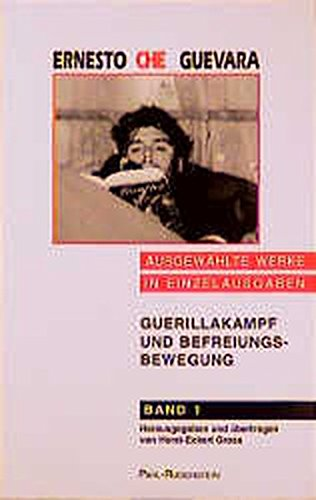 9783891440049: Ausgewählte Werke in Einzelausgaben 1. Guerillakampf und Befreiungsbewegung