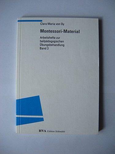 9783891491959: Montessori-Material