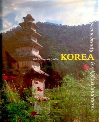9783891551578: Korea. Scenic Beauty and Religious Landmarks