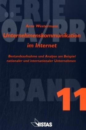 9783891583906: Unternehmenskommunikation im Internet.