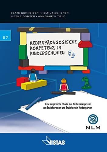 9783891585306: Medienpädagogische Kompetenz in Kinderschuhen: Eine empirische Studie zur Medienkompetenz von Erzieherinnen und Erziehern in Kindergärten