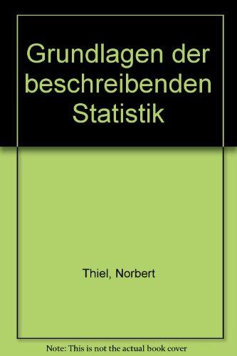 9783891630167: Grundlagen der beschreibenden Statistik (Livre en allemand)