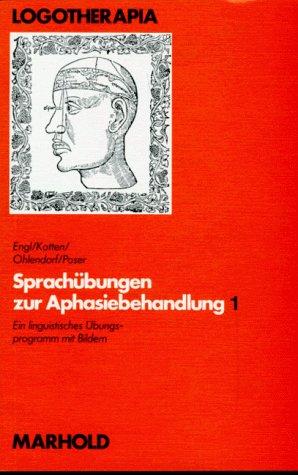 9783891664261: Sprachübungen zur Aphasiebehandlung, in 4 Tln.