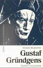 9783891669846: Gustaf Gründgens (Köpfe des 20. Jahrhunderts) (German Edition)