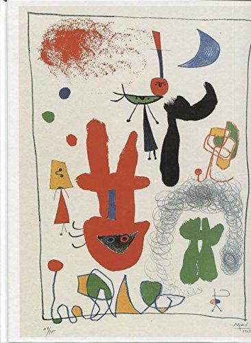 Joan Miró: Druckgraphik aus dem Besitz des Sprengel Museum Hannover : Hannover 1.10.-17.11.1996 (German Edition) (9783891691083) by Miró, Joan