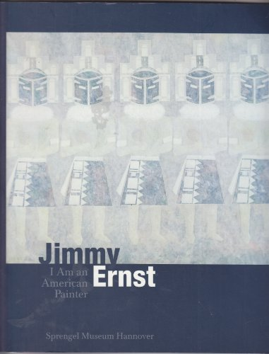 Jimmy Ernst: I am an American painter (German Edition) (3891691483) by Ernst, Jimmy