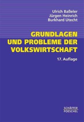 9783891724156: Grundlagen und Probleme der Volkswirtschaft. Studienausgabe