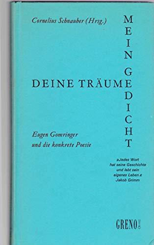 Deine Träume - mein Gedicht : Eugen: Schnauber, Cornelius [Hrsg.]:
