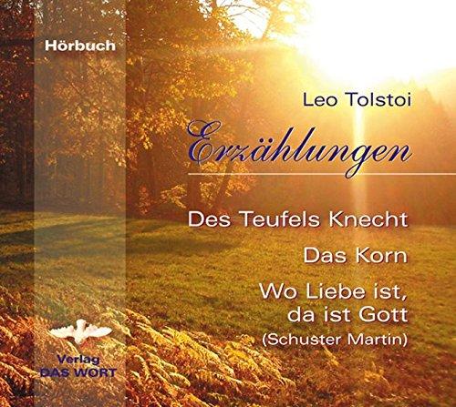 9783892012542: Erzählungen, Audio-CD