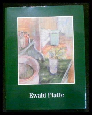 9783892020257: Ewald Platte (1894-1985): Von der Heydt-Museum, Wuppertal, 23. Oktober bis 4. Dezember 1994