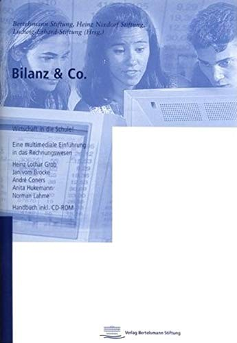 9783892045144: Bilanz & Co., m. CD-ROM