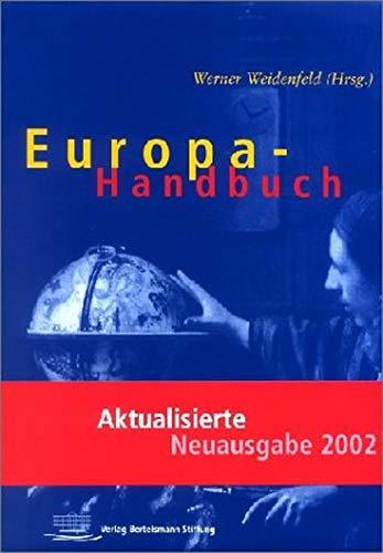 9783892046301: Europa-Handbuch