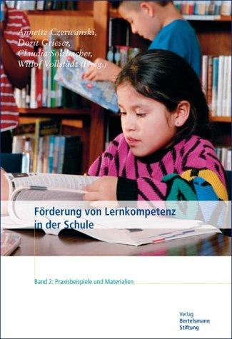 9783892046660: Förderung von Lernkompetenz in der Schule 2