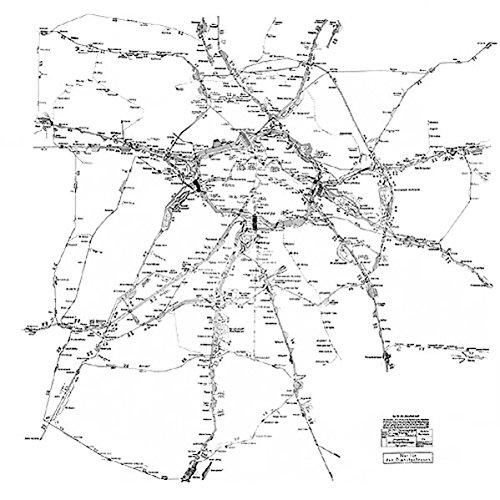 9783892180944: NetzPlan zum Buch Eisenbahn - GröÃ?enwahn in Berlin: Netzplan für die Umgestaltung der Berliner Bahnanlagen vom 15. Mai 1941