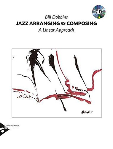 9783892210061: Jazz Arranging and Composing: A Linear Approach/Cassette