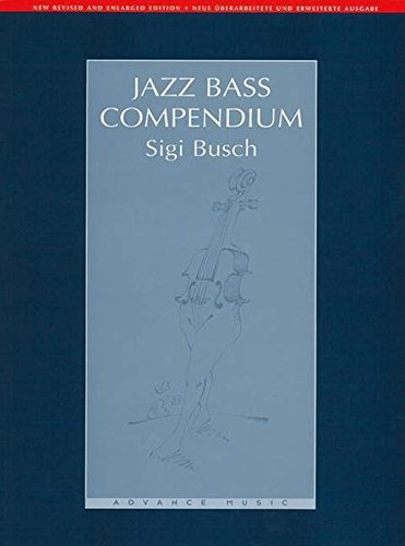 9783892210078: Jazz Bass Compendium: English/German Language Edition