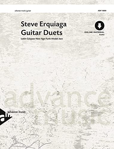 9783892210115: Guitar Duets: Latin - Calypso - New Age - Funk - Modal Jazz (English/French/German Language Edition) (Book & CD)