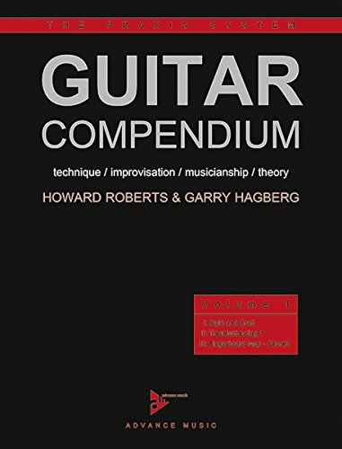 9783892210191: Guitar Compendium, Vol 1: Technique / Improvisation / Musicianship / Theory (Advance Music: The Praxis System)