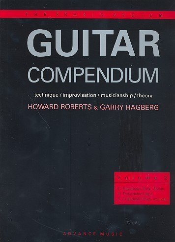 9783892210207: The Praxis System Guitar Compendium : Technique/Improvisation/Musicianship/Theory Volume 2