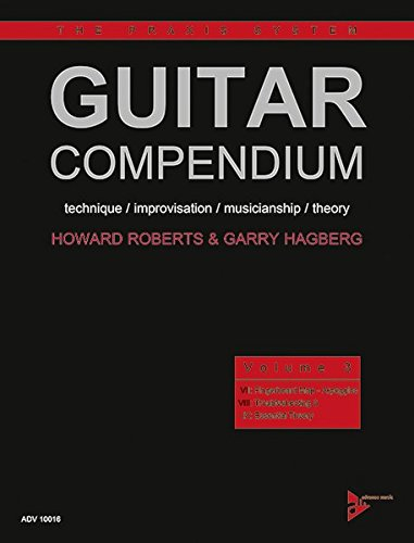 Guitar Compendium Vol 3: Garry / Rob