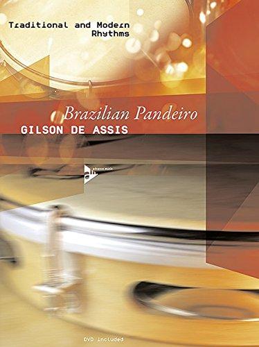 9783892211013: Brazilian Pandeiro Percussions +CD (Advance Music)