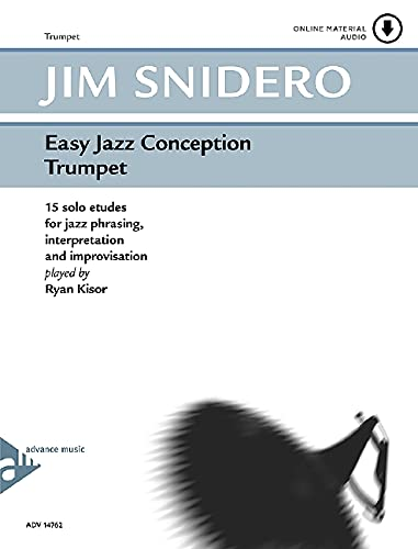 Easy Jazz Conception Trumpet: Snidero, Jim