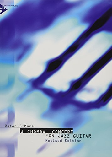 9783892212546: A Chordal Concept for Jazz Guitar