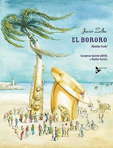 9783892218593: El Bororo
