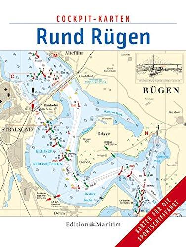 9783892255598: Cockpit-Karten: Rund Rügen
