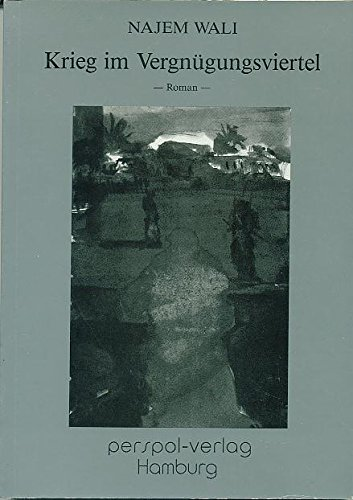 9783892260059: Der Krieg im Vergn�gungsviertel (Livre en allemand)