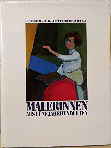 9783892340775: Malerinnen aus fünf Jahrhunderten (German Edition)