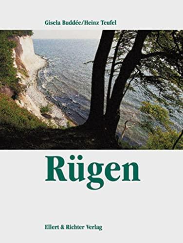 9783892345329: Rügen. Eine Bildreise