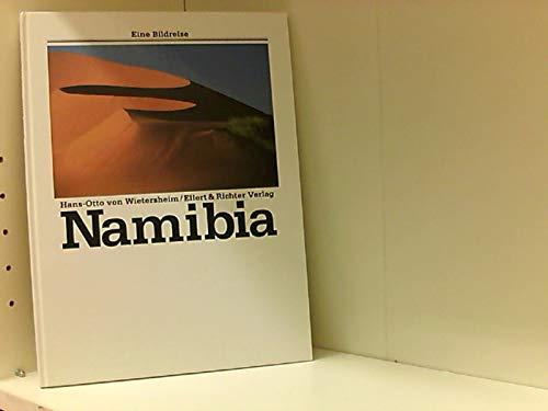 9783892346135: Namibia. Eine Bildreise