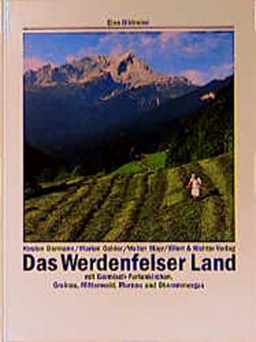 9783892349006: Das Werdenfelser Land